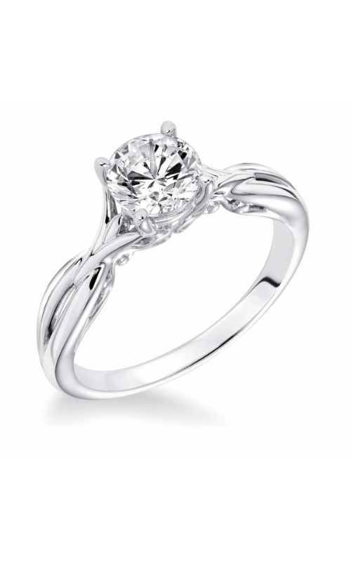 Goldman Contemporary Engagement Ring 31-991ERW-E product image
