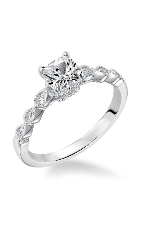 Goldman Vintage Engagement Ring 31-877EUW-E product image