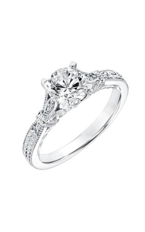 Goldman Vintage Engagement Ring 31-981ERW-E product image