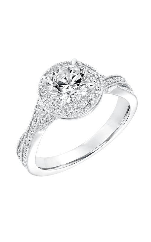 Goldman Contemporary Engagement Ring 31-11004ERW-E product image