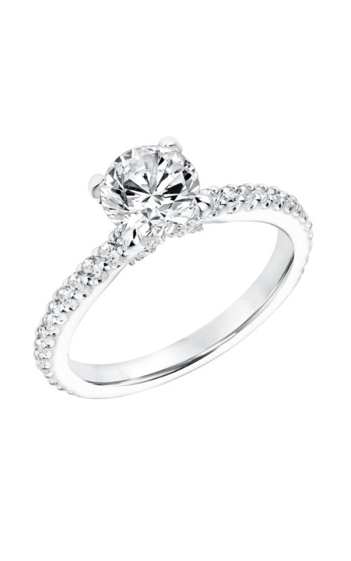 Goldman Contemporary Engagement Ring 31-11005ERW-E product image