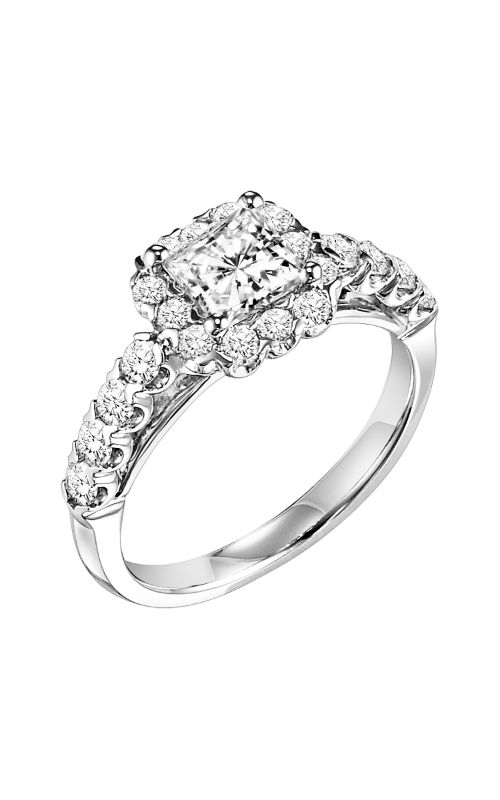 Goldman Contemporary Engagement Ring 31-697ECW-E product image