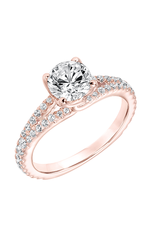 Goldman Contemporary Engagement Ring 31-11002ERRR-E product image
