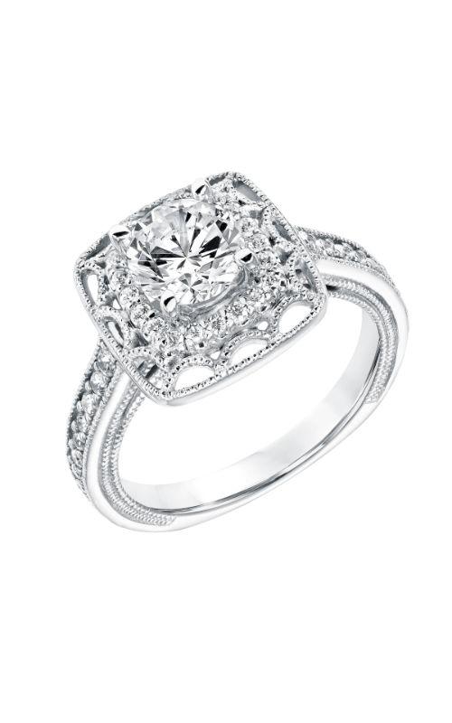 Goldman Vintage Engagement Ring 31-11015ERW-E product image