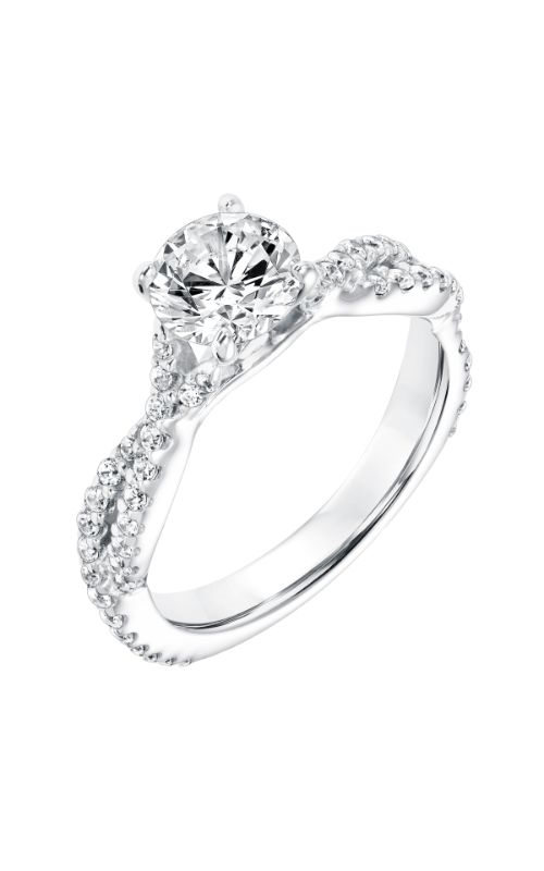 Goldman Contemporary Engagement Ring 31-11022ERW-E product image