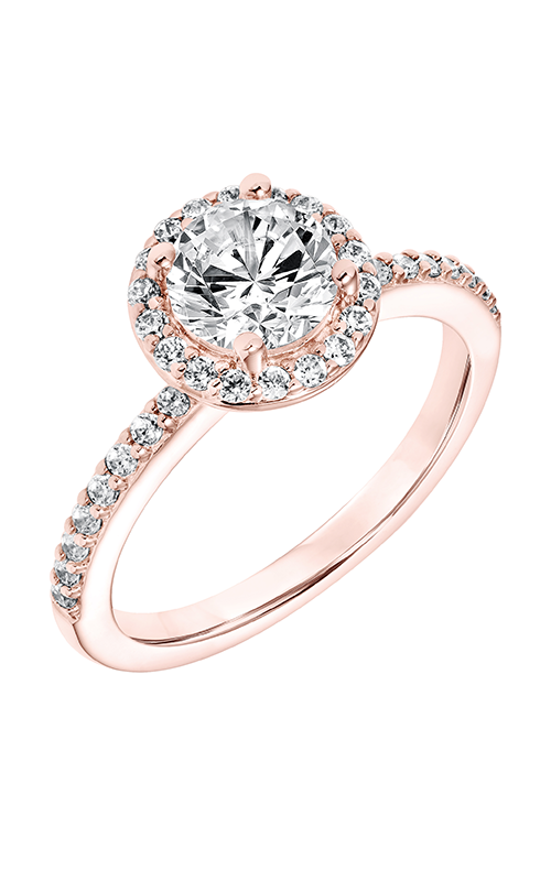 Goldman Contemporary Engagement Ring 31-11025ERRR-E product image