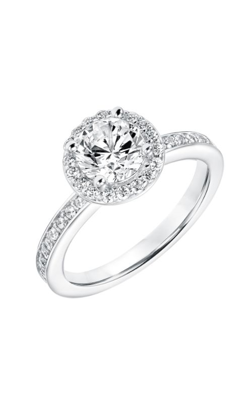 Goldman Contemporary Engagement Ring 31-11027ERW-E product image