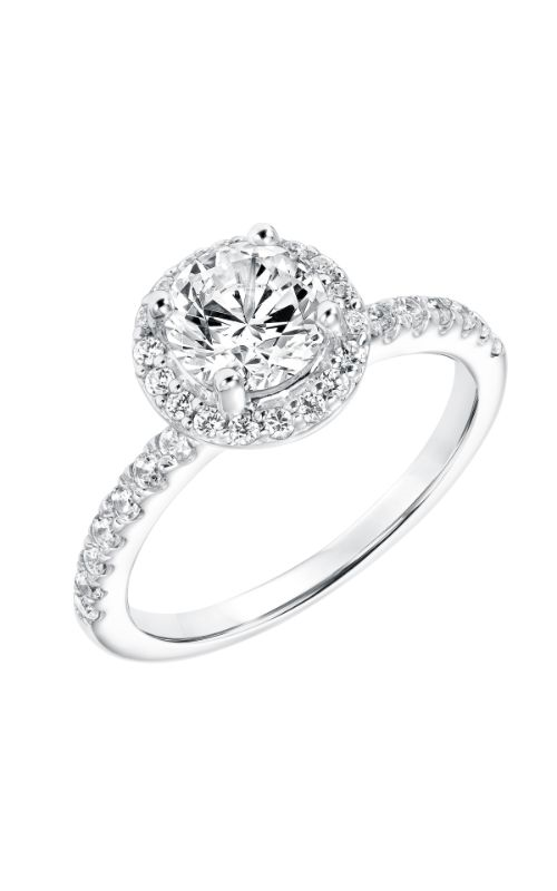 Goldman Contemporary Engagement Ring 31-11029ERW-E product image