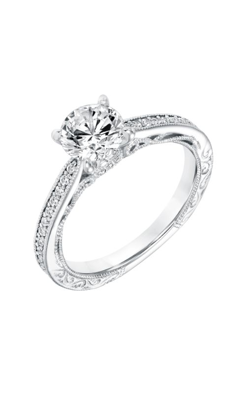 Goldman Vintage Engagement Ring 31-11034ERW-E product image