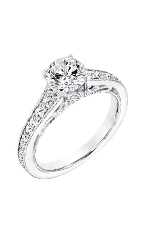 Goldman Vintage Engagement Ring 31-11040ERW-E product image