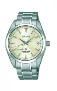 Grand Seiko Spring Drive 9R Series SBGA001
