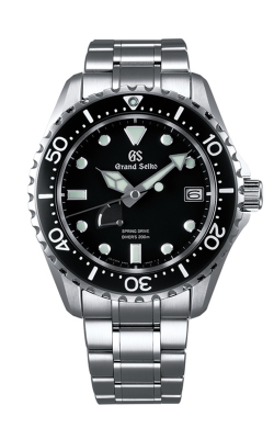 Grand Seiko Spring Drive 9R Series Watch SBGA229 product image