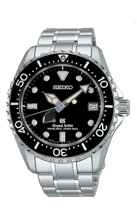 Grand Seiko Spring Drive 9R Series SBGA029 product image