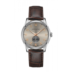Hamilton Thinline Small Second Quartz Watch H38411580 product image
