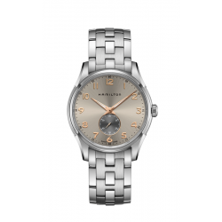 Hamilton Thinline Small Second Quartz Watch H38411180 product image
