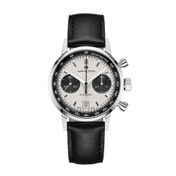 Hamilton Intra-Matic Auto Chrono Watch H38416711 product image