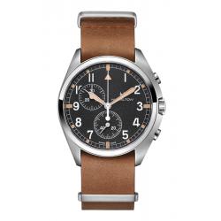 Hamilton Pioneer Chrono Quartz Watch H76522531 product image