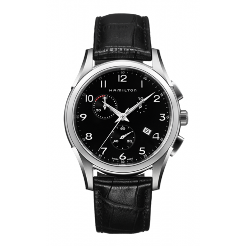 Hamilton Thinline Chrono Quartz Watch H38612733 product image