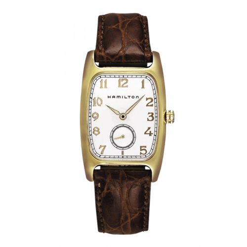 Hamilton Boulton Quartz Watch H13431553 product image