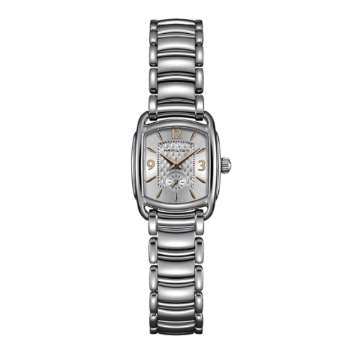 Hamilton Bagley Quartz Watch H12351155 product image