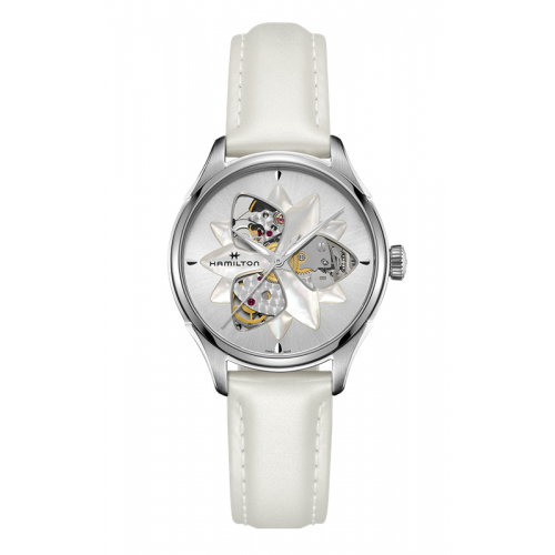 Hamilton Viewmatic Open Heart Lady Watch H32115991 product image