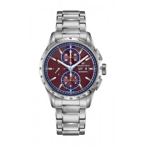 Hamilton Auto Chrono Watch H43516171 product image