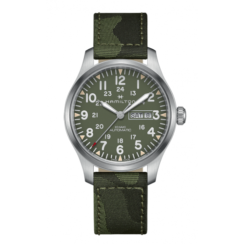 Hamilton Day Date Auto Watch H70535061 product image
