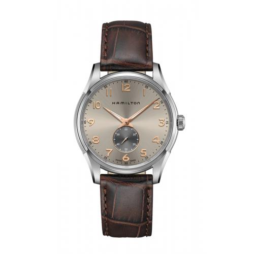 Hamilton Thinline Small Second Quartz Watch H38411580 product image
