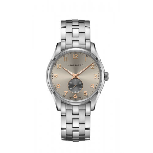 Hamilton Thinline Small Second Quartz Watch H38411180 product image