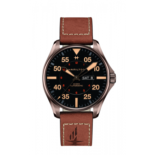 Hamilton Khaki Pilot Watch H64705531 product image
