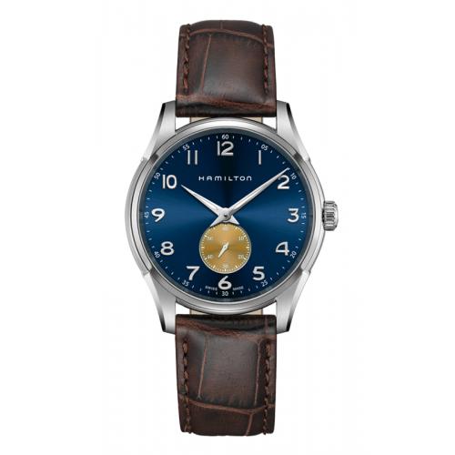 Hamilton Thinline Small Second Quartz Watch H38411540 product image