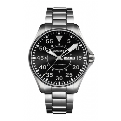 Hamilton Pilot Day Date Auto Watch H64715135 product image