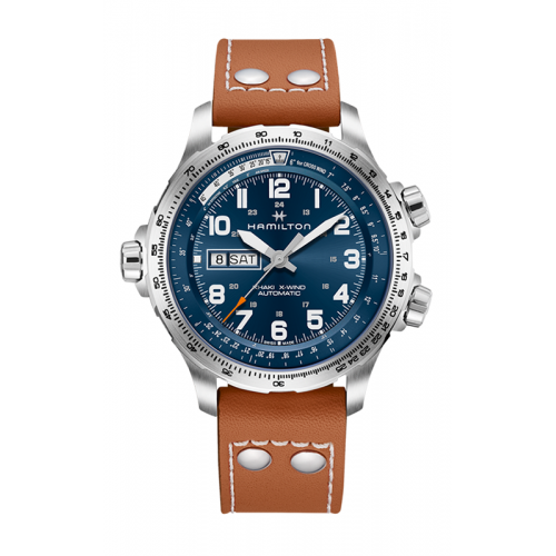 Hamilton X-Wind Day Date Auto Watch H77765541 product image