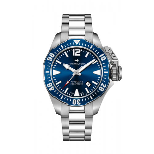 Hamilton Frogman Auto Watch H77705145 product image