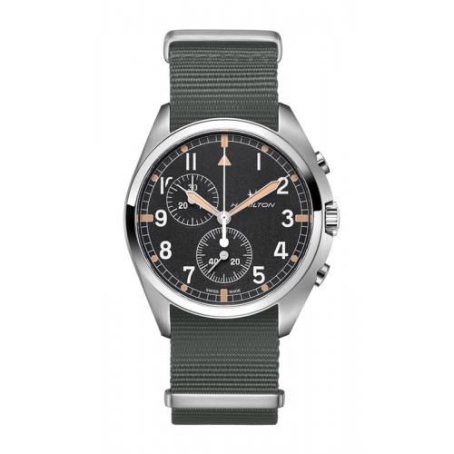 Hamilton Pioneer Chrono Quartz Watch H76522931 product image