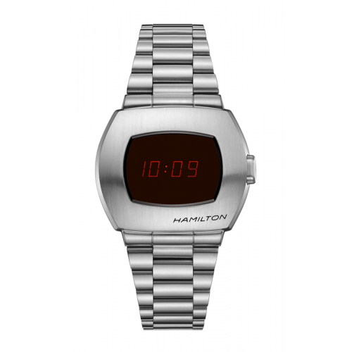 Hamilton PSR Digital Quartz Watch H52414130 product image