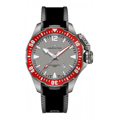 Hamilton Frogman Auto Watch H77805380 product image