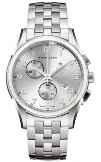 Hamilton Thinline Chrono Quartz H38612153