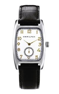 Hamilton Boulton Quartz H13411753