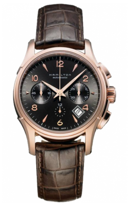 Hamilton Jazzmaster Auto Chrono Watch H32646595 product image