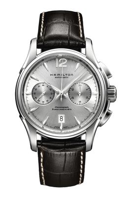 Hamilton Jazzmaster Auto Chrono Watch H32606855 product image