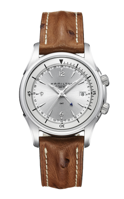 Hamilton Jazzmaster Traveler GMT Auto Watch H32625555 product image