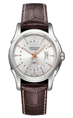 Hamilton Jazzmaster Traveler GMT Auto Watch H32585557 product image