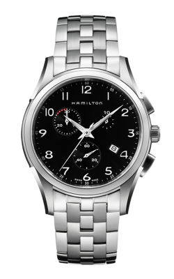 Hamilton Jazzmaster Thinline Chrono Quartz Watch H38612133 product image