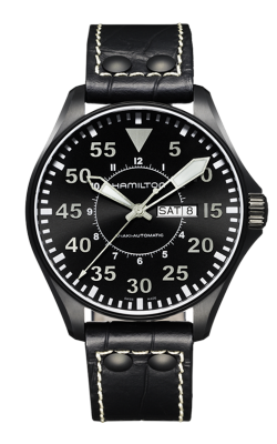 Hamilton Khaki Aviation Pilot Auto Watch H64785835 product image