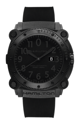 Hamilton Khaki Navy BelowZero 1000M Auto Watch H78585333 product image
