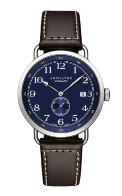 Hamilton Pioneer Small Second Watch H78455543 product image