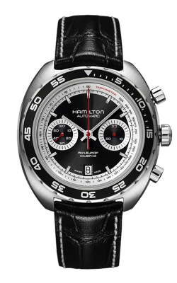 Hamilton American Classic Pan Europ Auto Chrono Watch H35756735 product image