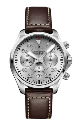 Hamilton Khaki Aviation Pilot Auto Chrono Watch H64666555 product image