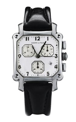 Hamilton American Classic Lloyd Chrono Quartz Watch H19412753 product image